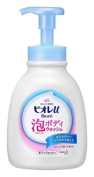 Kao Biore Foam Body Wash