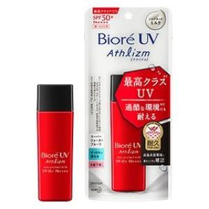 Sun Lotion Biore UV Athlizm Skin Protection Milk SPF50 +/PA + + + +