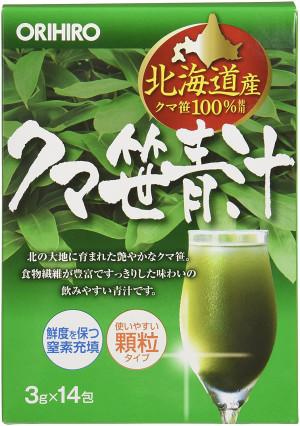 Orihiro Green Juice with Bamboo