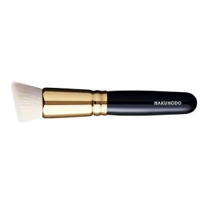 Hakuhodo Powder & Liquid Foundation Brush S5557Bk