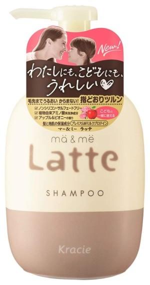 Kracie Ma and Me Latte Shampoo