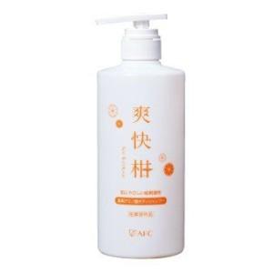AFC Medicinal Amino Acid Body Shampoo Refreshing Citrus 700ml