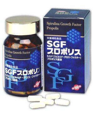 Double Power Propolis & SGF