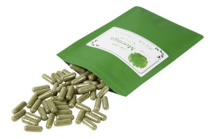 Domestic Moringa Powder Capsule