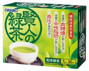 Orihiro Green Tea & Salvia
