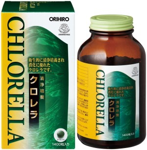 Orihiro Pure Culture Chlorella