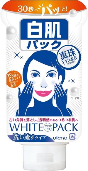 Utena White Skin Pack Cleanser