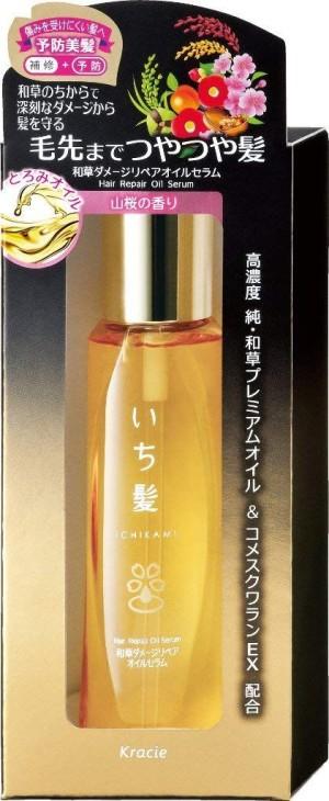 Kracie Ichikami Damage Repair Oil Serum