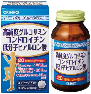 Orihiro Hyaluronic Acid & Chondroitin