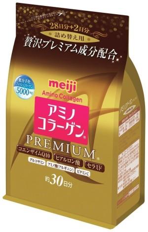 Meiji Amino Collagen Premium (Soft Package)