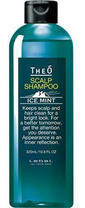 Lebel Theo Scalp Shampoo ice Mint