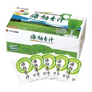 Asahi AOJIRU Green Juice Powder Stick