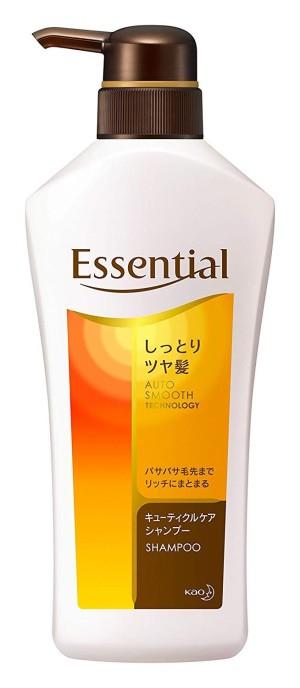 Kao Essential Moist Shiny Hair Shampoo