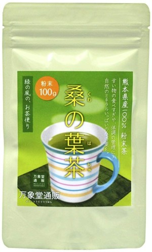 Tea leaves Mulberry of Mysterious Li Dragon Mulberry Powder