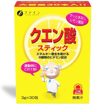 Fine Japan Citric Acid Stick