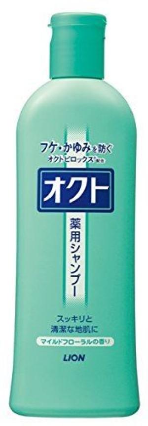 Lion Octopirox Medicated Shampoo
