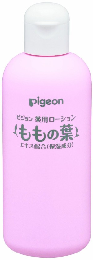 Pigeon Medicated Lotion Peach Leaves