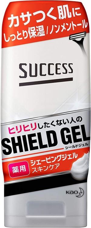 Kao Success Medicated Shaving Gel