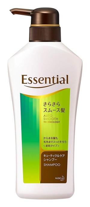 KAO Essential Weightlessly Smooth Shampoo