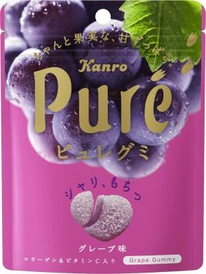 Meiji GoChi Collagen Marmalade (Grape Taste)