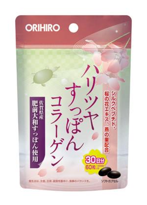 Orihiro Haritsu Tupon Collagen