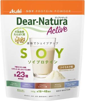 Asahi Dear-Natura Soy Milk