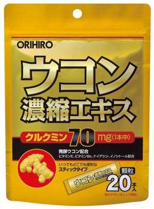 Orihiro Tumeric Concentrate
