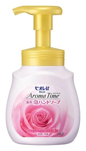 Kao Biore Aroma Time Foam Hand Soap