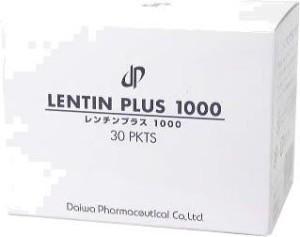 Daiwa Pharmaceutical Biobran Lentin PLUS 1000