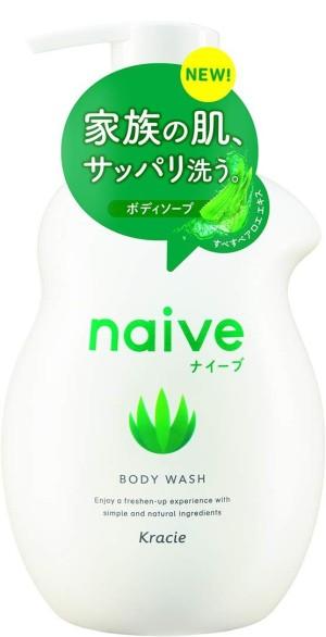 Kracie Naive Aloe Body Wash