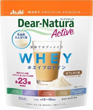 Asahi Dear-Natura Whey Protein Powder