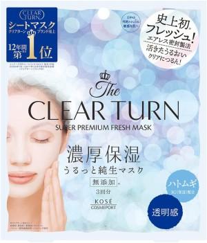 Kose Clear Turn Super Premium Fresh Mask
