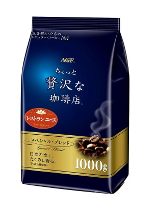 Japanese coffee beans AGF Special Blend