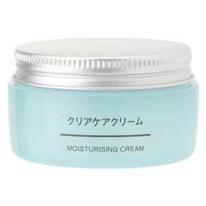 MUJI Moisturising Cream (Cleansing)