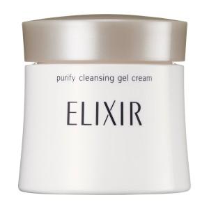 SHISEIDO ELIXIR WHITE PURIFY CLEANSING GEL CREAM