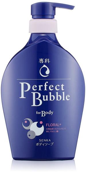 Shiseido Senka Perfect Bubble For Body Floral Plus