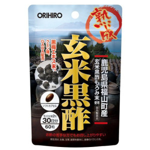 Orihiro Brown Rice Vinegar & Plum Extract