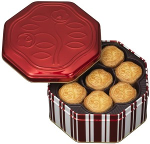 Shiseido Parlor Hanatsubaki Cookies