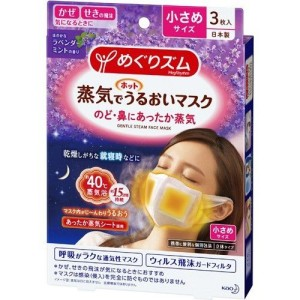 KAO Steam Mask (Lavender and Mint)