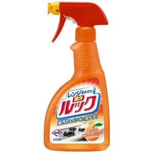 Cleaning agent for kitchen stoves, aluminum and metal surfaces LION LOOK Cleaning Kitchen